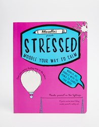 Books Moodles Presents Stressed Book Multi