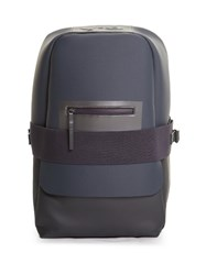 Y 3 Qasa Bi Colour Backpack Grey Multi