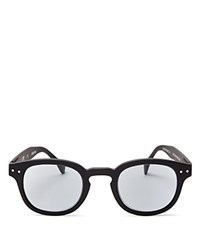 See Concept Letmesee Collection C Sunglasses 45Mm Black Solid Gray
