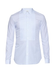 Maison Martin Margiela Light Pencil Stripe Cotton Shirt
