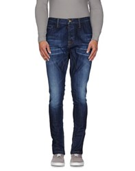Takeshy Kurosawa Denim Denim Trousers Men