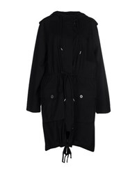 Marc By Marc Jacobs Coats And Jackets Full Length Jackets Women Dark Blue