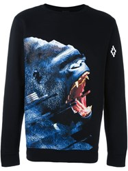 Marcelo Burlon County Of Milan 'Chelle' Sweatshirt Black