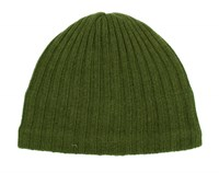 Dents Mens Knitted Hat Sage