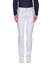Prada Trousers Casual Trousers Men White
