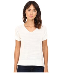 Bench Lanorda Knit Top White Women's Clothing