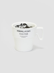Himalayan Mug Black Couverture And The Garbstore