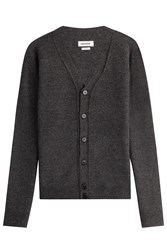 Zadig And Voltaire Cardigan With Wool Yak Brown