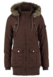 Sublevel Parka Chestnut Brown