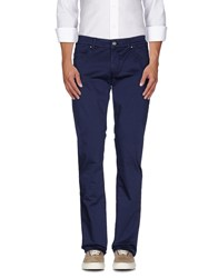 Re Hash Trousers Casual Trousers Men Dark Blue