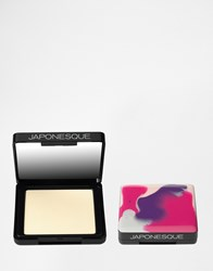 Japonesque Velvet Touch Finishing Powder Shade 1 Cream