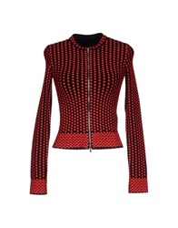 Alaia Alaia Cardigans Red