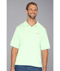 Columbia Perfect Cast Polo Key West Men's Short Sleeve Pullover Blue