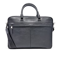 Michael Kors Men's Owen Large Briefcase Black