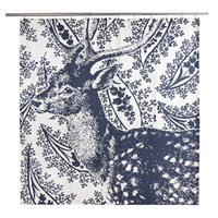 Thomas Paul Thomaspaul Deer Shower Curtain