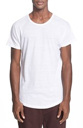 Men's Chapter 'Yuri' T Shirt White