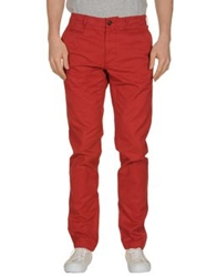 Napapijri Casual Pants Orange