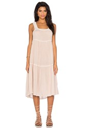 Somedays Lovin Field Of Dreams Dress Beige