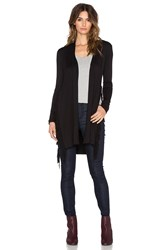 Riller And Fount Albie Cardigan Black