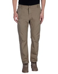 Meltin Pot Casual Pants Grey