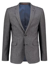 Burton Menswear London Suit Jacket Grey