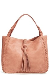 Big Buddha Tassel Faux Leather Tote