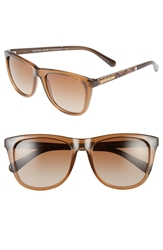 Michael Kors Collection 54Mm Retro Sunglasses Brown