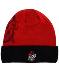Top Of The World Georgia Bulldogs Shadow Knit Hat
