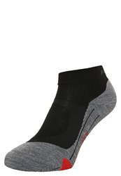 Falke Ru4 Sports Socks Black Mix