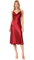 Cushnie Et Ochs The Marlena Dress Ruby