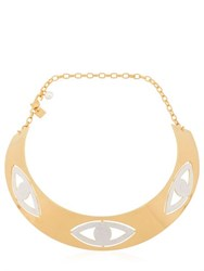 Maria Francesca Pepe Third Eye Necklace
