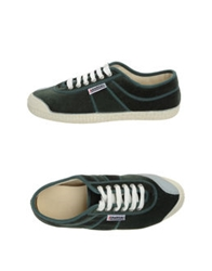 Kawasaki Sneakers Dark Green