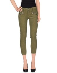 Tommy Hilfiger Denim Trousers 3 4 Length Trousers Women