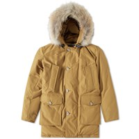 Woolrich Arctic Parka Df Yellow