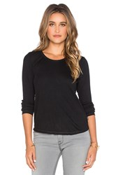 Rvca Base Layer Long Sleeve Top Black