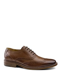 G.H. Bass Bass Corbin Wingtip Oxfords Tan