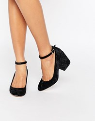 Asos Sweet Heels Black