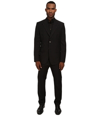 Vivienne Westwood Startooth Wool Cotton Alfred Suit
