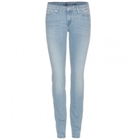 7 For All Mankind Cristen Skinny Jeans Silver Lake