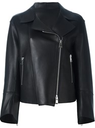 Sylvie Schimmel Leather Jacket Black