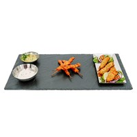 The Just Slate Company Large Fusion Platter