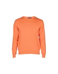 Edward Spiers Crewneck Sweaters Orange