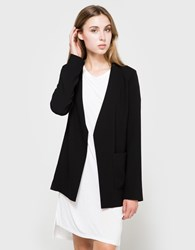 Alexander Wang Open Blazer Black