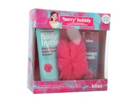 Bliss Berry Bubbly Gift Set No Color Bath And Body Skincare Multi