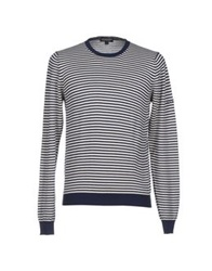 Jeckerson Sweaters Dark Blue