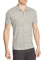 Theory Zephyr Bron Slim Fit Polo Shirt 100 Bloomingdale's Exclusive Light Heather