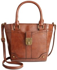 Styleandco. Style And Co. Twistlock Mini Satchel Only At Macy's Luggage