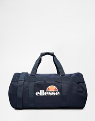 Ellesse Barrel Bag Blue