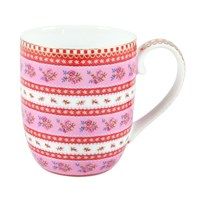 Pip Studio Small Ribbon Rose Mug Pink