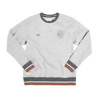 Canterbury Of New Zealand Crew Sweat Grey